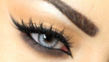 smoky eyeliner