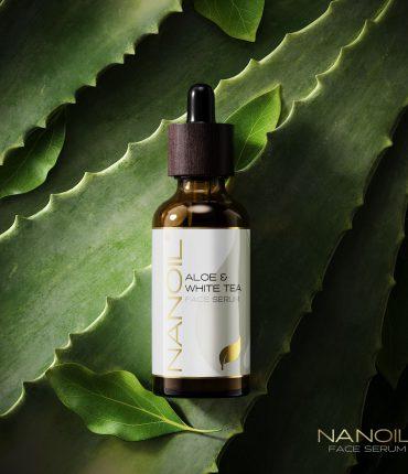 nanoil aloes serum do twarzy