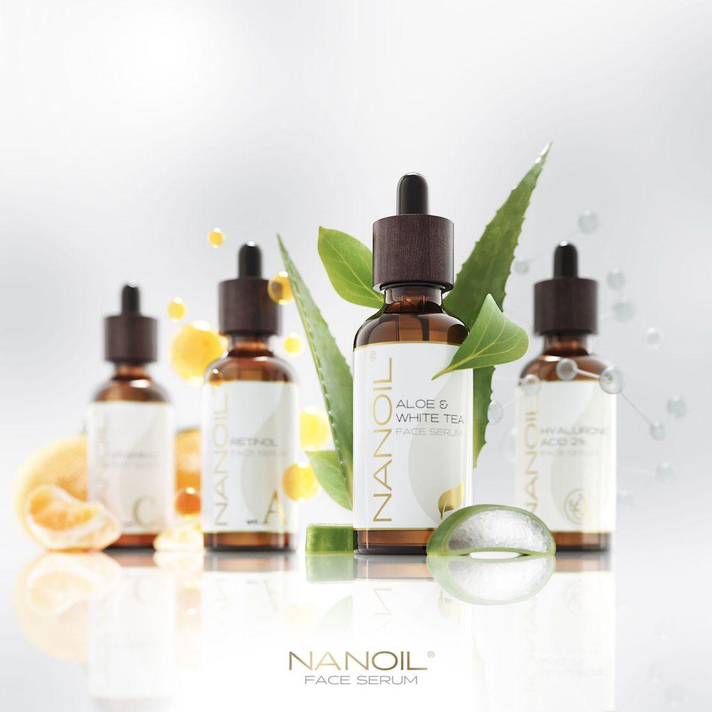 serum do twarzy nanoil