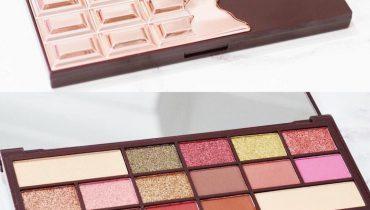 paletka cieni makeup revolution
